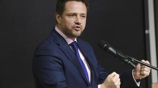 Poland's opposition Civic Platform (PO) picked Warsaw mayor Rafal Trzaskowski, 48, as its new presidential candidate just hours after its previous candidate,  Malgorzata Kidawa-Blonska withdrew