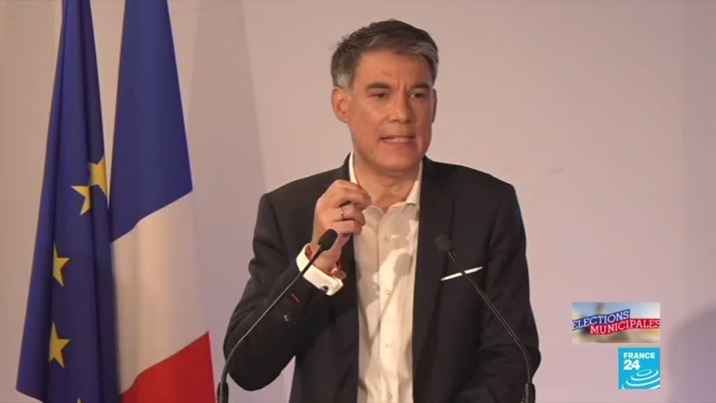 2020-06-28 21:40 Municipales 2020 : Allocution de Olivier Faure (PS)
