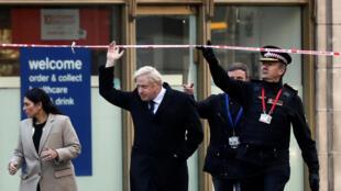 جونسون يتعهّد مراجعة آليات تنفيذ الأحكام القضائية في بريطانيا بعد اعتداء لندن