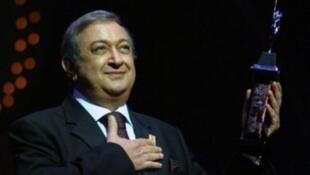 الممثل المصري نور الشريف