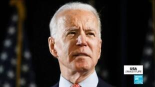 2021-01-20 15:10 Investiture de Joe Biden : qui est le nouveau président des Etats-Unis ?