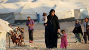 Selon l'ONU, plus de 1 million de personnes vont être poussées à fuir les combats à Mossoul.