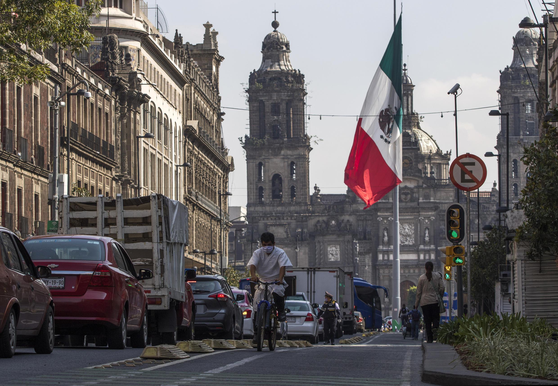 México ocupa el cuarto lugar en el mundo en cuanto a número de muertes, detrás de Estados Unidos, Brasil y Reino Unido