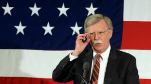 Le très conservateur John Bolton fera son entrée à la Maison Blanche le 9 avril prochain.