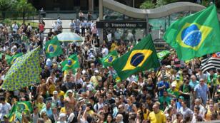 Les manifestations ne faiblissent pas depuis plusieurs jours dans les rues brésiliennes.