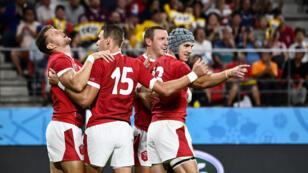 Le pays de Galles a réussi son entrée dans la Coupe du monde 2019.