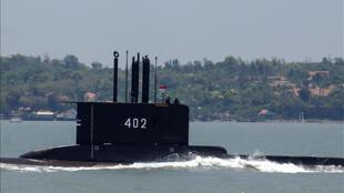 El KRI Nanggala 402 ha desaparecido frente a la costa de Bali