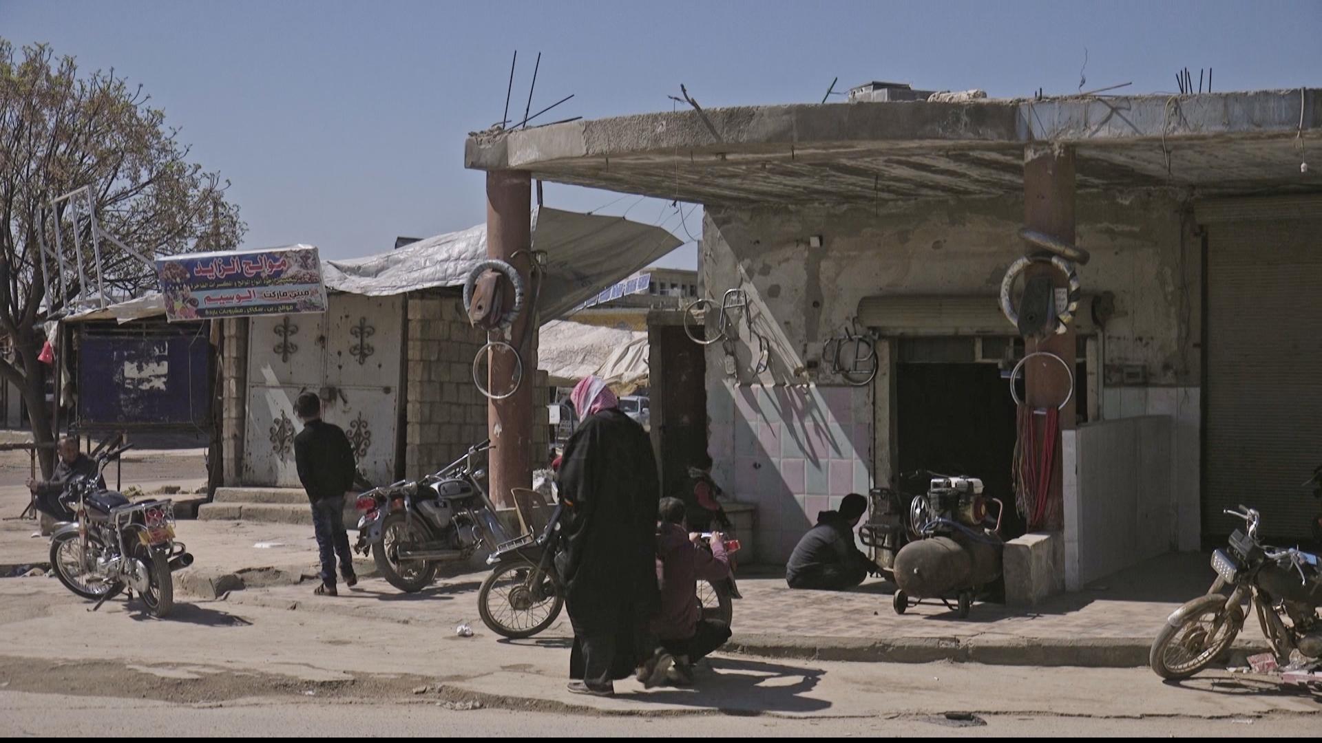 Billet Retour Idlib