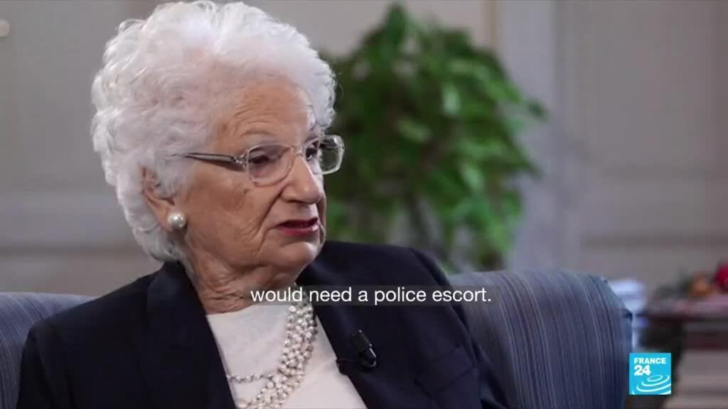 2020-01-27 06:40 Meet Liliana Segre, a Holocaust survivor facing online hate in Italy