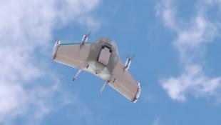Le prototype de drone utilisé par Google