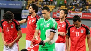 Essam El-Hadary, 44 ans et un immense palmarès en finale de la CAN-2017.