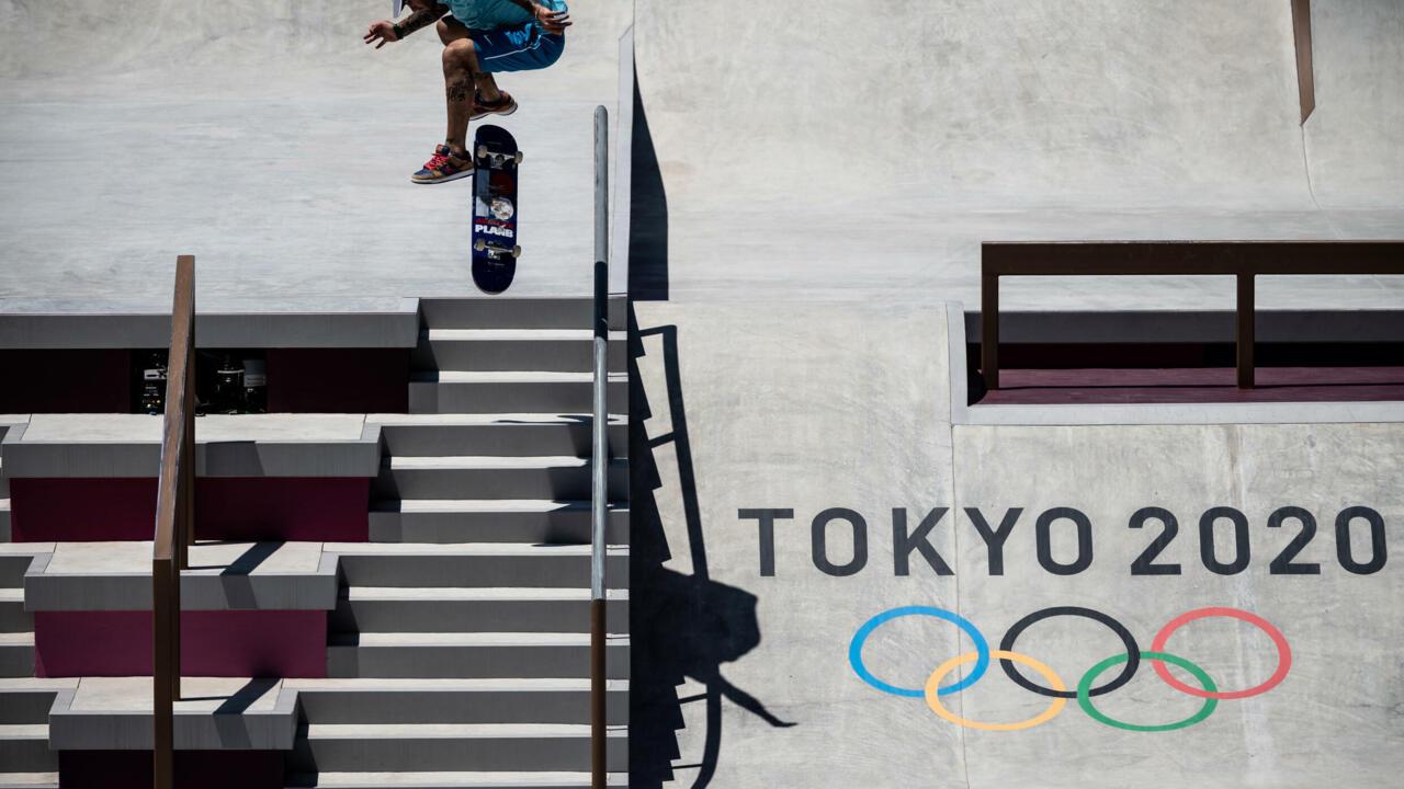 Surf, basket, skate... Suivez en direct la journée du dimanche 25 juillet des JO de Tokyo - FRANCE 24