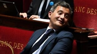 Darmanin has served until now as budget minister under Macron
