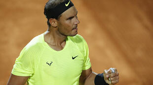 Rafael Nadal has played just three times on clay this season heading into the French Open