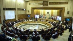 جامعة الدول العربية في العاصمة المصرية القاهرة