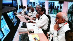 Expertos de la Organización India de Exploración Espacial anunciaron la pérdida de contacto con la sonda, el 6 de septiembre de 2019.