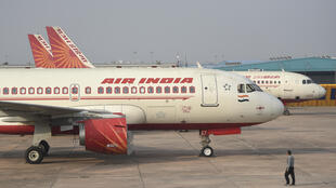 The Air India Express jet skidded off the runway at Kozhikode airport in the southern state of Kerala