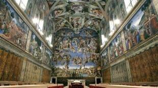 كنيسة السيستين