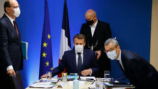 Macron cyber security