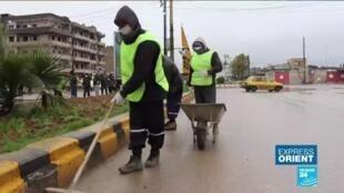 2020-04-21 17:53 COVID-19 : les Kurdes de Syrie seuls face à la menace sanitaire