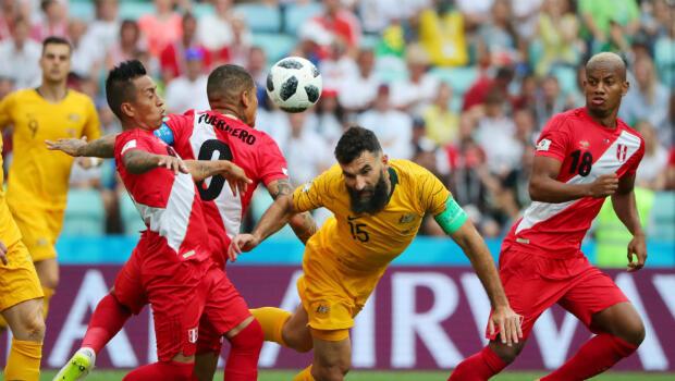 La selección peruana volvió a marcar un gol en un Mundial luego de 36 años.