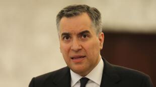 Moustapha Adib, Premier ministre libanais