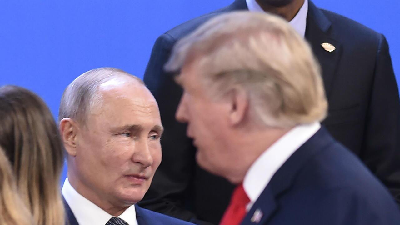 Previo a la cumbre del G20 en Argentina, Donald Trump canceló un encuentro con Vladimir Putin por los sucesos en Ucrania.