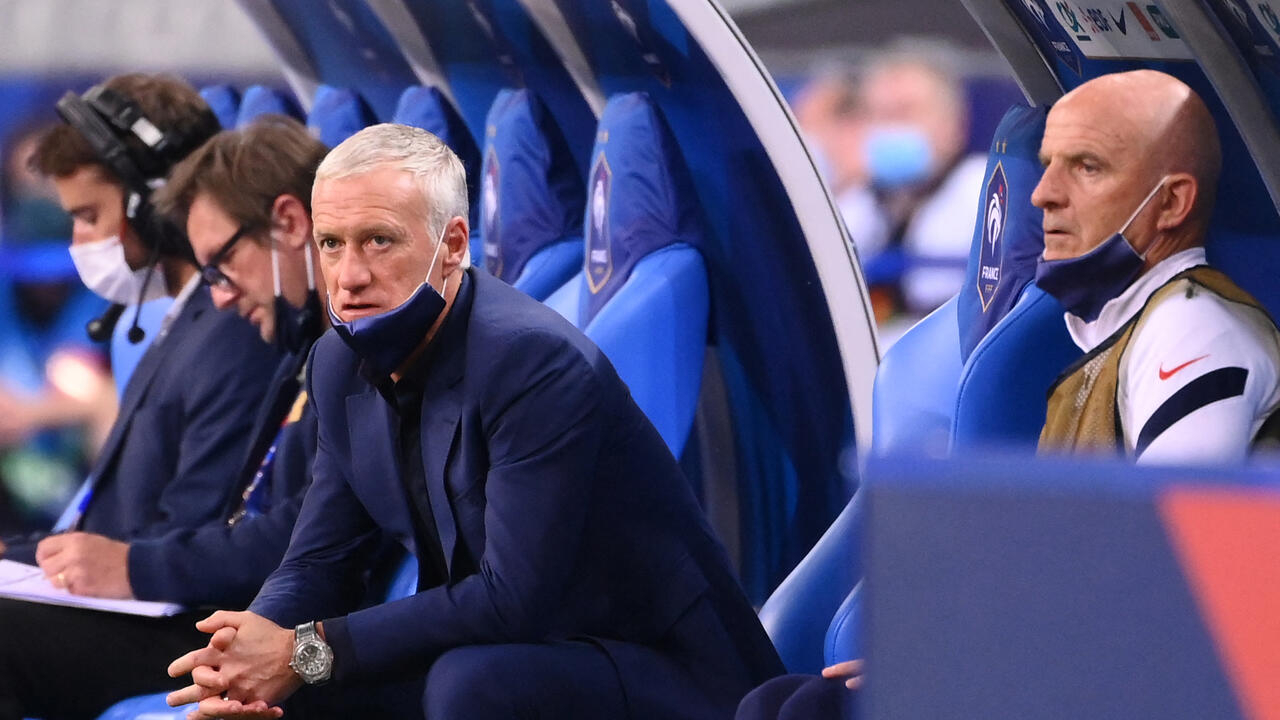 Didier Deschamps, the 'water-carrier' who reigns over the French national team