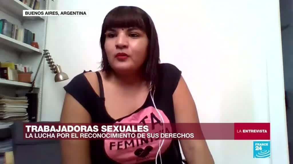 La Entrevista Georgina Orellano trabajadora sexua