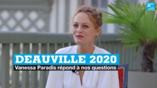 Vanessa Paradis, Deauville, 2020
