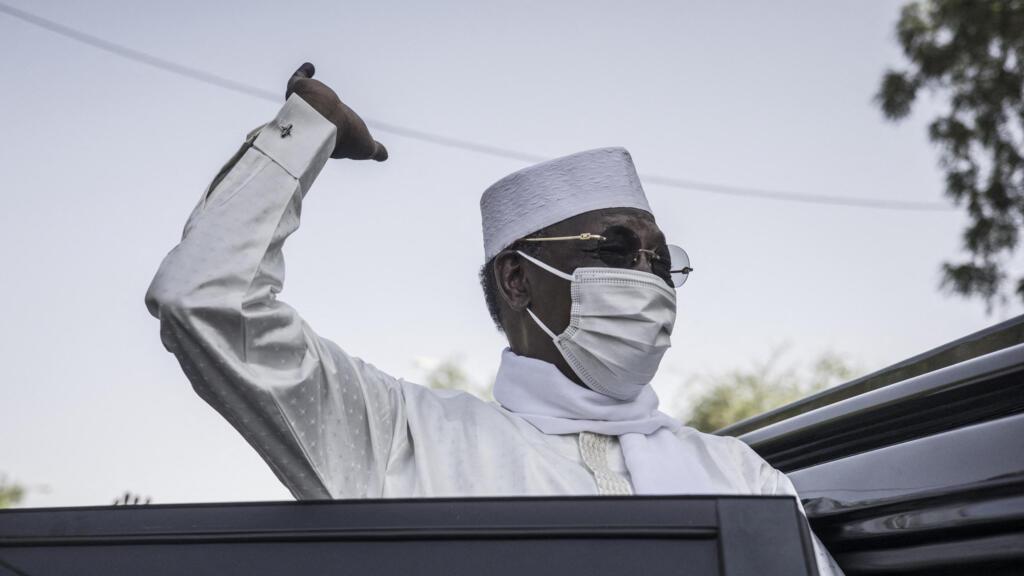 Présidentielle au Tchad : Idriss Déby réélu pour un sixième mandat avec 79,32 % des voix