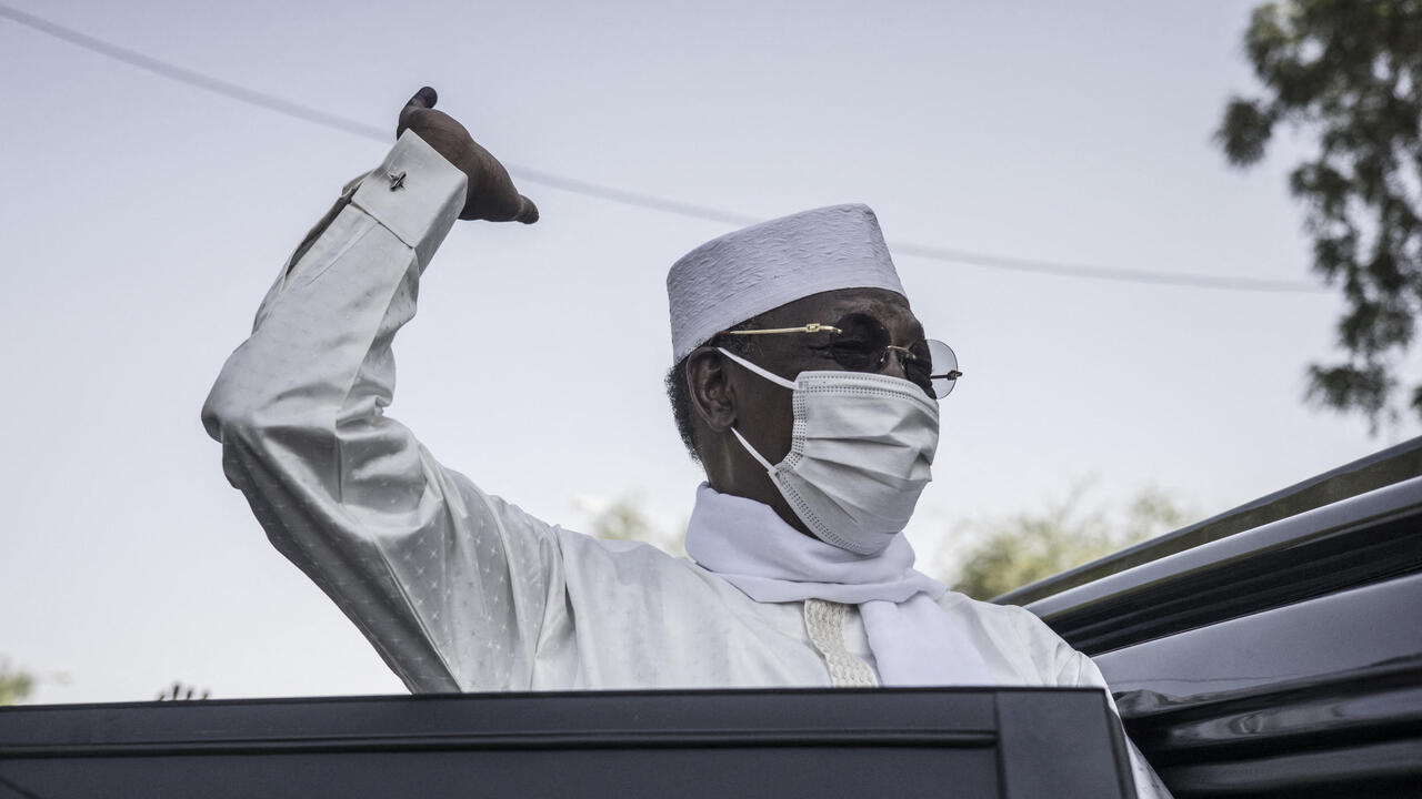 Chad's President Idriss Deby re-elected for sixth term with 79.3% of vote
