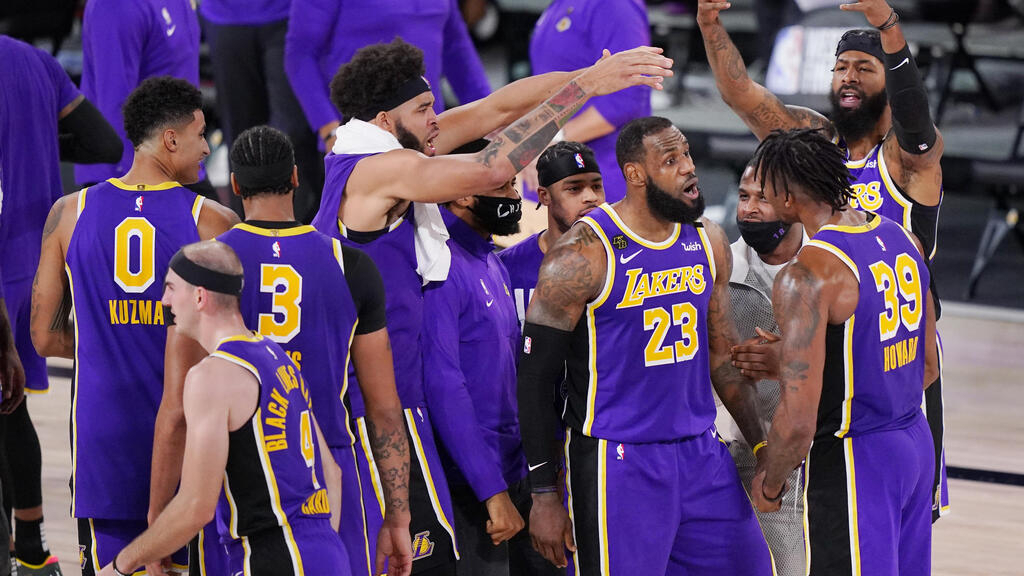 Lebron James leads Lakers to NBA finals with 117-107 win over Nuggets