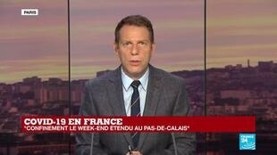 """2021-03-04 18:20 Covid-19 en France : """"d'ici la mi-mai, il devrait y avoir 20 millions de vaccinés"""" (J. Castex)"""