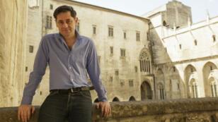 Olivier Py, directeur du Festival d'Avignon depuis 2013.