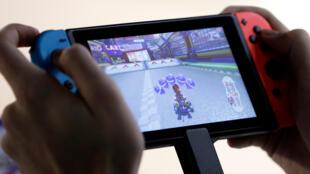 """Les jeux vidéos pour tous ! Surtout """"Mario Kart""""."""
