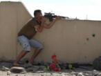 Au cœur des combats pour Tripoli avec une milice de Misrata