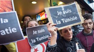 Le président tunisien Béji Caïd Essebsi a appelé les Tunisiens, mercredi 25 mars, à se mobiliser pour la marche contre le terrorisme.