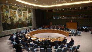 Le Conseil de sécurité de l'ONU à New York. (Archive)