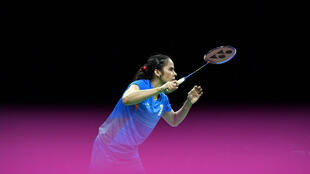 India's Saina Nehwal questioned whether it was safe to play the tournament