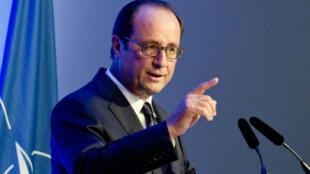 """François Hollande a affirmé vouloir """"convaincre"""" les électeurs du FN à l'approche des élections départementales."""