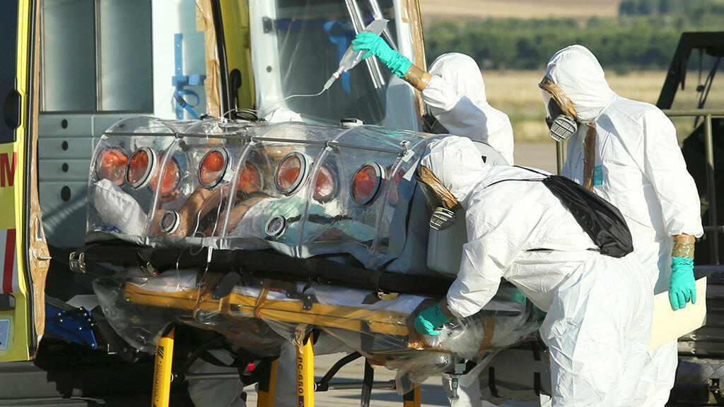 L'Espagnol Miguel Pajares Martin, premier malade d'Ebola rapatrié en Europe