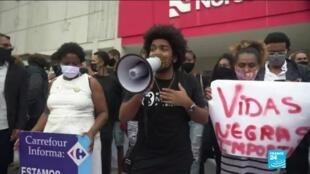 2020-11-26 11:11 'Vidas Negras Importam':  Killing of black man on eve of Brazil's Black Consciousness Day sparks protests