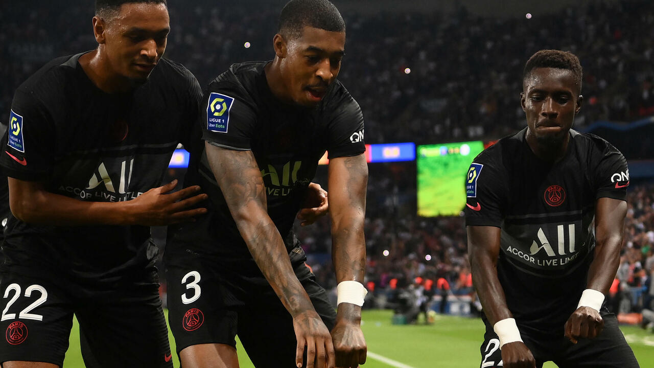 PSG win without Messi ahead of Man City showdown - France 24