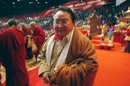 Best-selling Tibetan monk accused of sexual abuse dies in Thailand