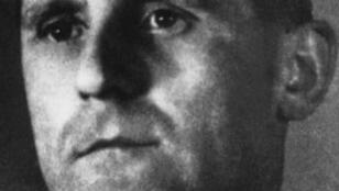 Heinrich Müller, ancien chef de la Gestapo.