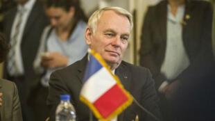 وزير الخارجية الفرنسي جان مارك ايرلوت