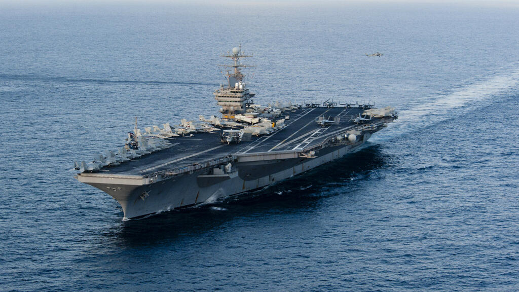 US deploys aircraft carrier, bombers to \'send message\' to Iran