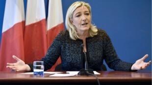 Des proches de Marine Le Pen sont cités dans les documents panaméens.