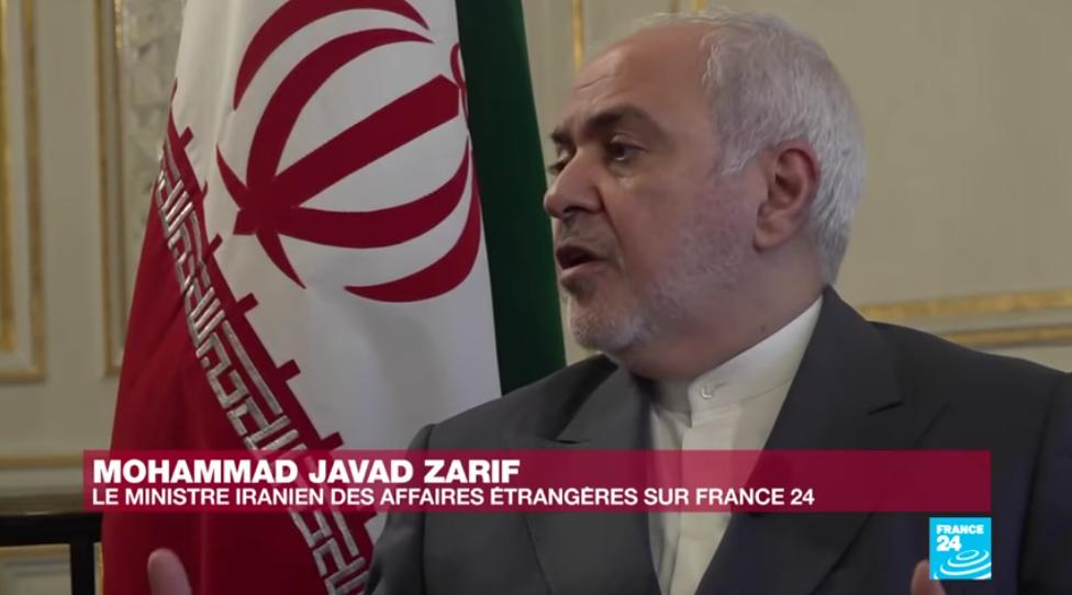 """""""La pression américaine ne marchera pas sur les Iraniens,"""" estime Mohammad Javad Zarif"""